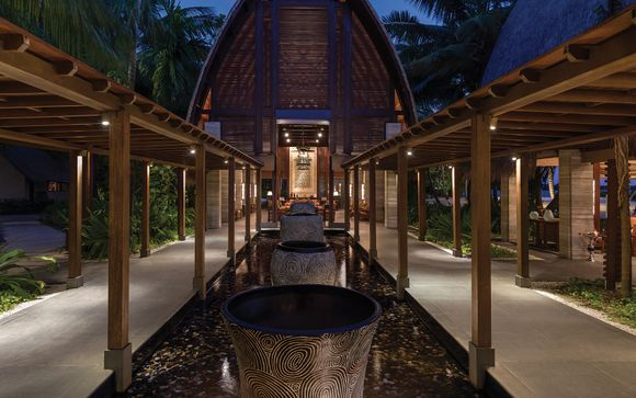 Shangri-La's Villingili Resort & Spa Maldives 5*