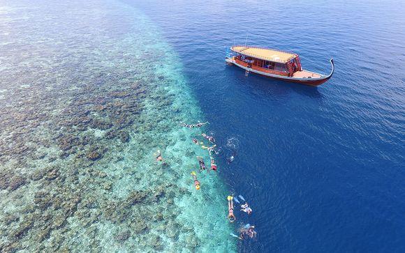 Your Destination : The Maldives