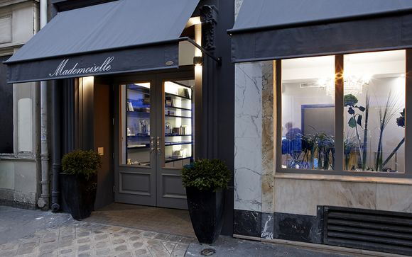 Mademoiselle Hotel 4*