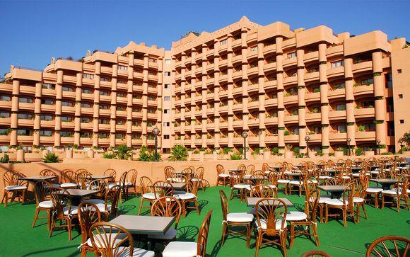 Almuñecar Playa Spa Hotel 4*