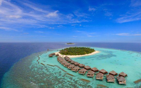 Vakarufalhi Maldives 4* Superior
