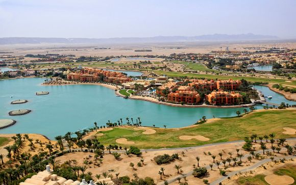 All Inclusive Bliss with Private Beach & Golf Course