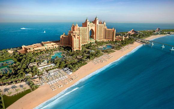 Atlantis The Palm Dubai 5*
