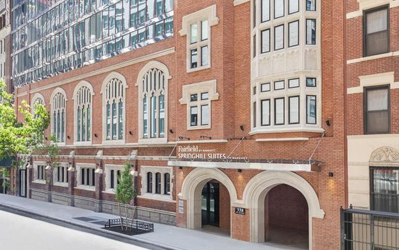 SpringHill Suites by Marriott New York Manhattan/Times Square South 3*