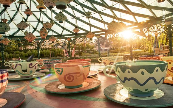 Disneyland Paris Karte 2018.Vienna House Magic Circus 4 Disneyland Paris Paris