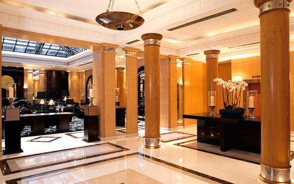 Hyatt Paris Madeleine 5*