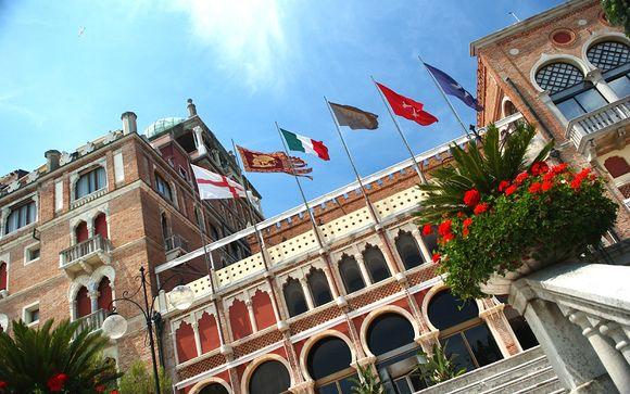 Hotel Excelsior Venice Lido Resort 5*