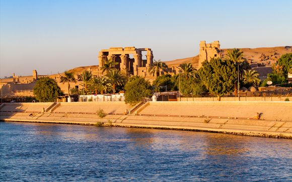 Optional Nile Cruise