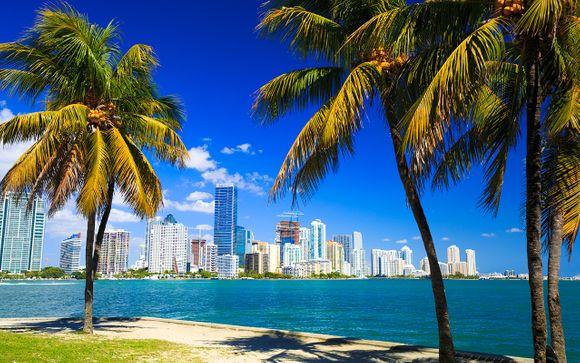 Optional Stopover in Miami