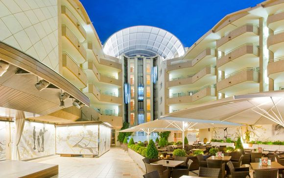 Hotel Florida Park 4*