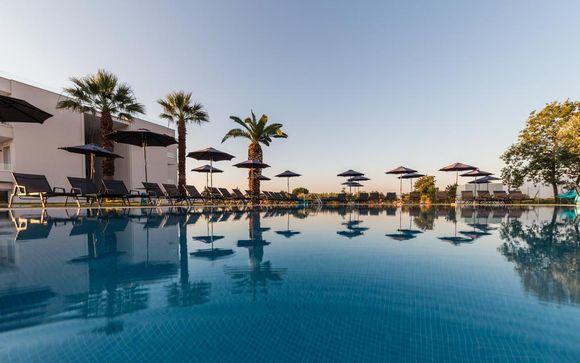 Mythic Summer Hotel 4*