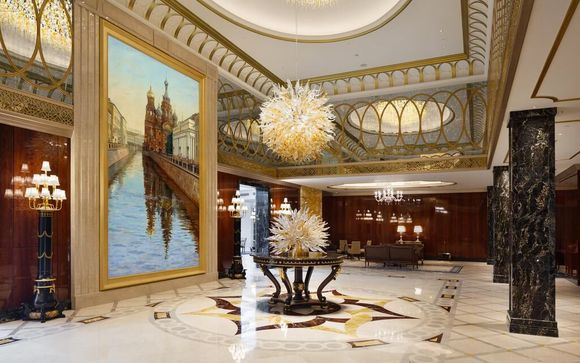 Lotte Hotel St Petersburg 5*