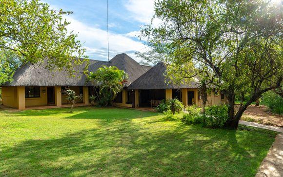 Royal Kruger Nature Lodge 4*