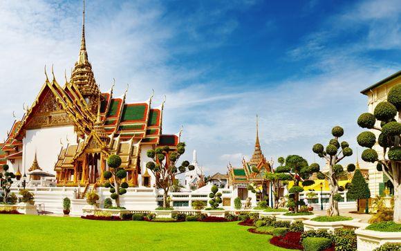 Optional Bangkok Stopover