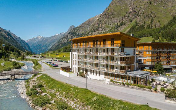 Hotel Vier Jahreszeiten 4*