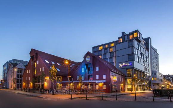 Radisson Blu Tromsø 4*