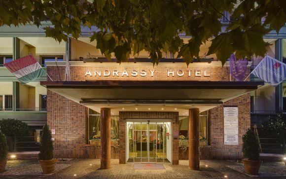 Mamaison Hotel Andrassy 4*