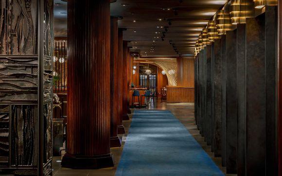 Royalton Hotel New York 4*