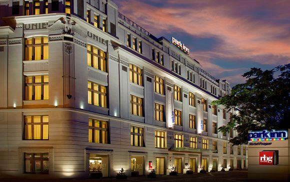 Park Inn Hotel Prague 4*