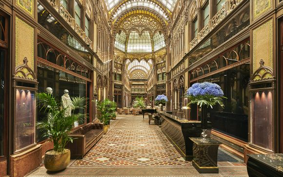 Parisi Udvar Hotel Budapest 5*