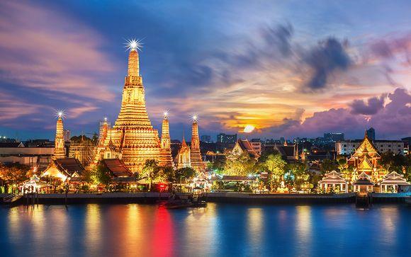 Optional Stopover in Bangkok
