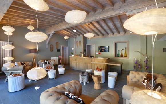 La Mainaz Hotel Restaurant & Resort 4*