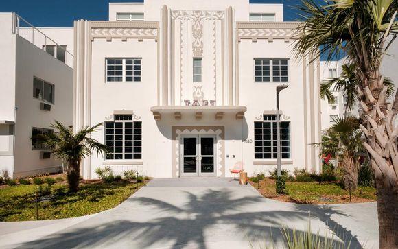 Washington Park Hotel South Beach 4*