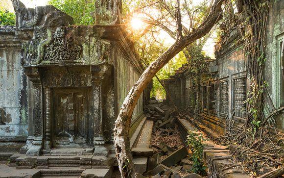 3-Night Extension to Siem Reap