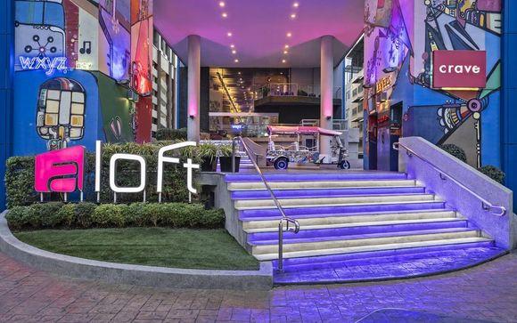Aloft Bangkok Sukhumvit 11 4*