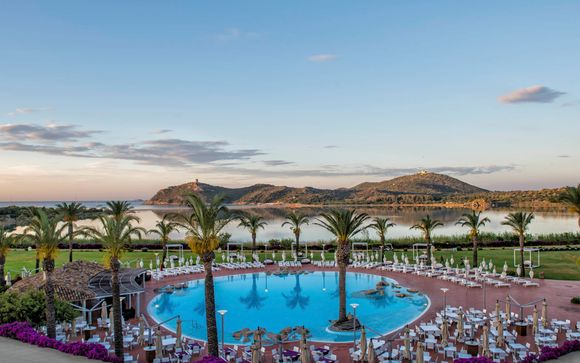 Pullman Timi Ama Sardegna Hotel 5*