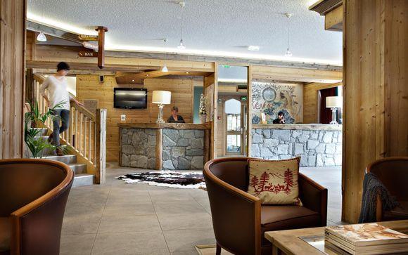Alpen Roc Hotel 3*