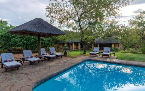 Royal Kruger Nature Lodge & Spa 4*