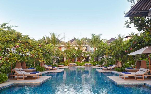 Maya Sanur Resort & Spa 5*