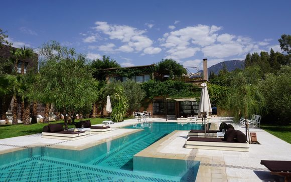 Boutique Retreat in the Atlas Mountains