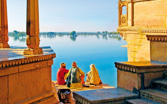 Indian Golden Triangle with Ranthambore & Goa