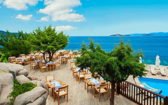 Janna Bodrum Boutique & Spa 4*