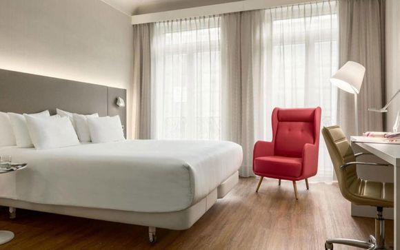 NH Collection Brussels Centre 4*