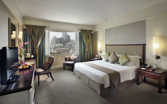 Dusit Thani, Bangkok – 3 nights
