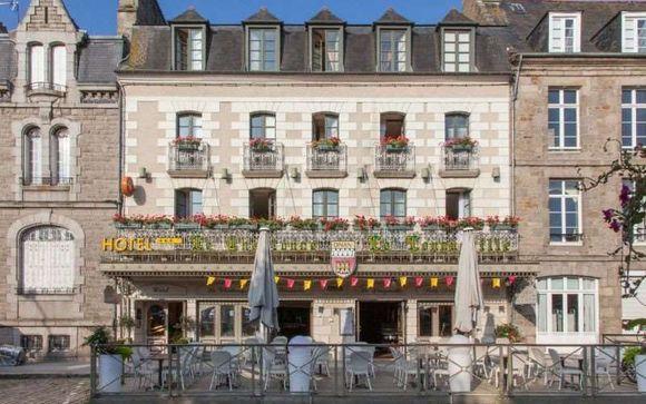 Hotel le Challonge 3*