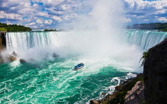 New York, Toronto, Niagara Falls 4*