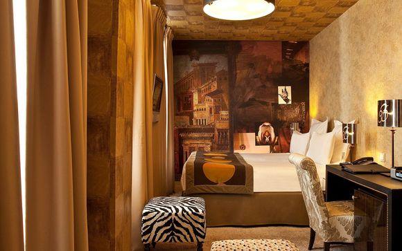 Hotel Le Bellechasse 4*