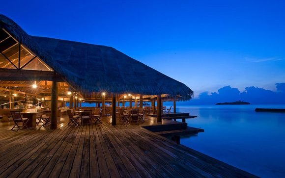 Rihiveli Beach Resort & Spa 3*