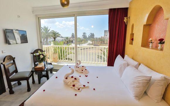 Deluxe Sea View Suite in Essaouira