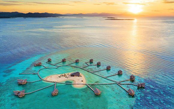 Pulu Cinta Eco Resort (Optional)