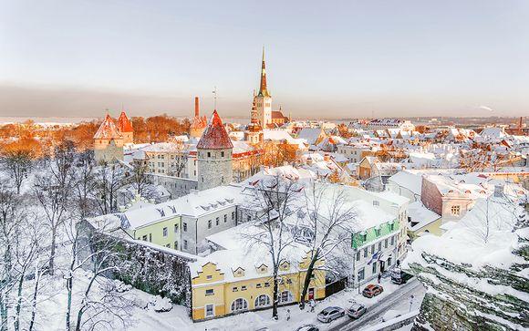 Winter Citybreak Helsinki & Tallinn
