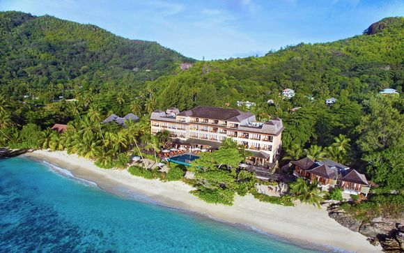 Double Tree by Hilton Seychelles - Allamanda 4* & Hilton Seychelles Northlome 5*