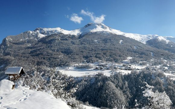 Spacious Apartments on the Piste of Les Orres