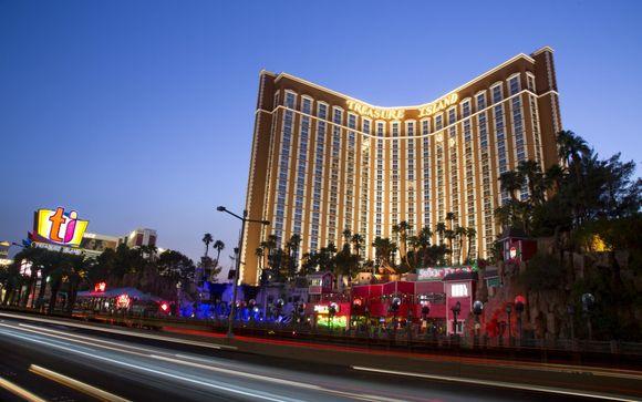 Treasure Island Las Vegas 4*