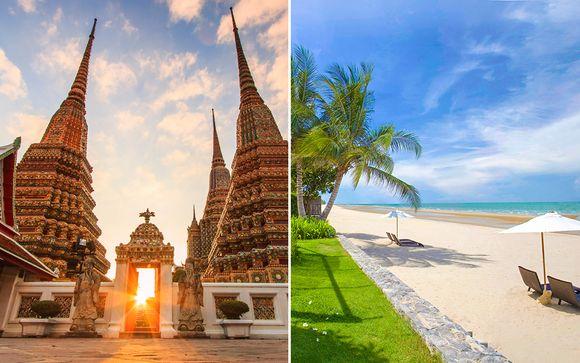 Lebua Tower Bangkok & Aleenta Hua Hin 5*