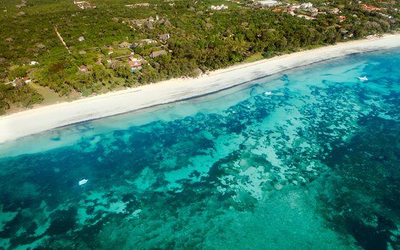 Blissful Beach Escape with Optional Safari